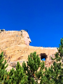 Crazy Horse Full View